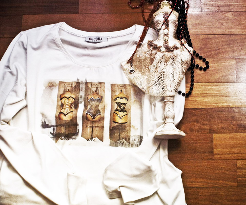 Beautiful t-shirt | Cocoba Fashion House S.r.l.