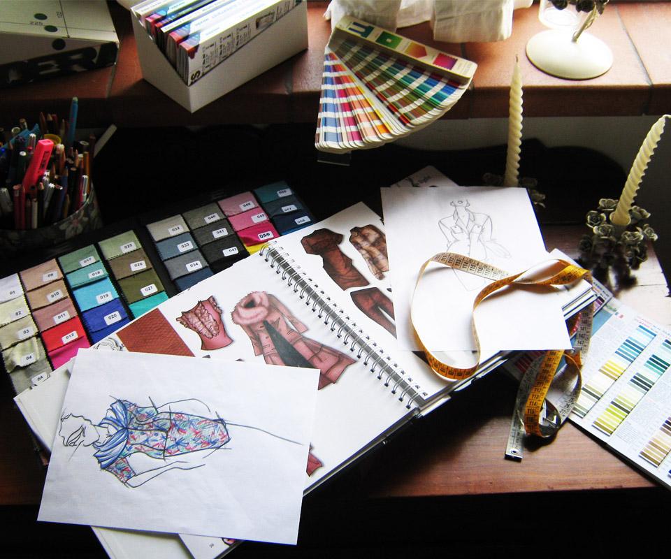 Tavolo colori | Cocoba Fashion House S.r.l.